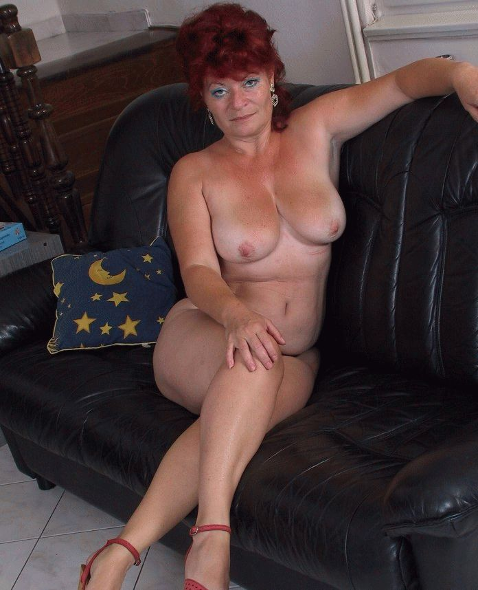 Watching Mature Old Wife
